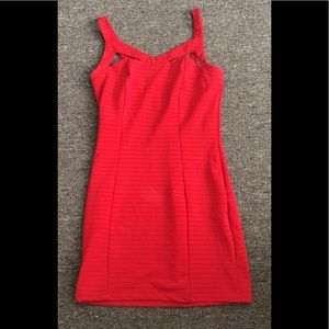 Red Dress from Charlotte Russe